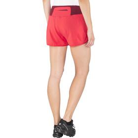 Arc'teryx Lyra - Pantalones cortos Mujer - rojo